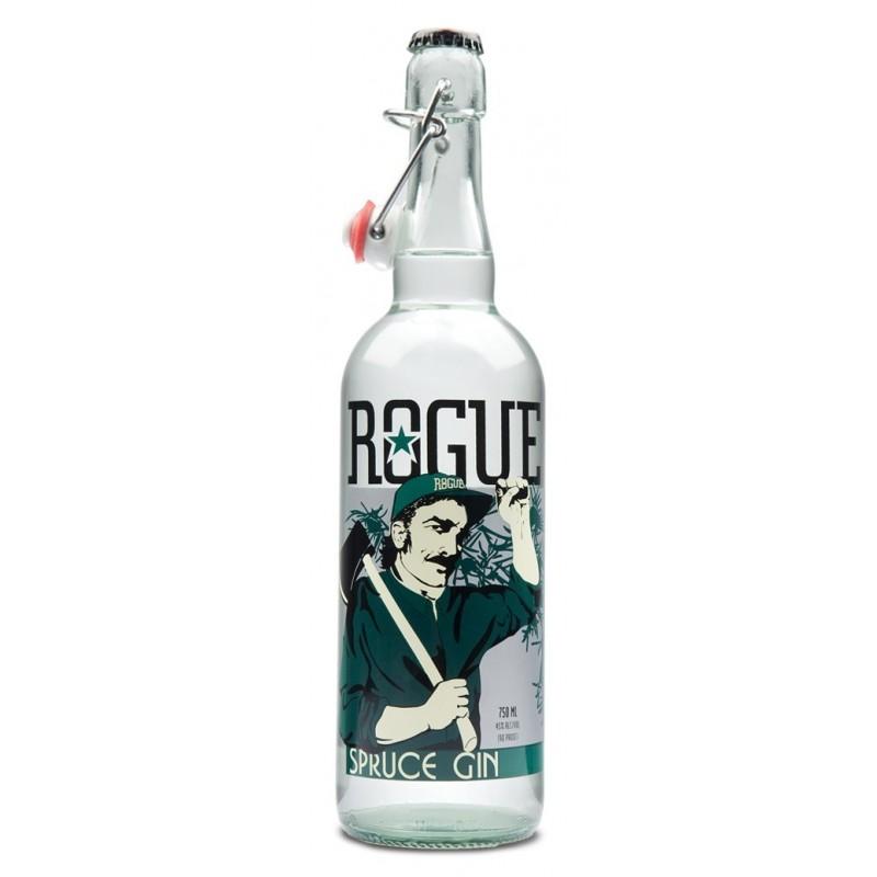 Rogue, Spruce Gin-35