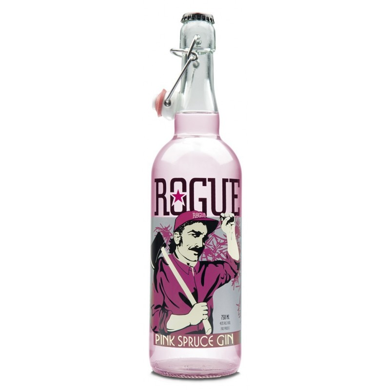 Rogue, Pink Spruce Gin-35