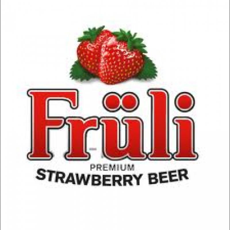Fruli, Strawberry Beer