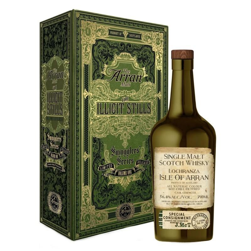 Arran, Smugglers Edition Series, Vol 1, Single Malt Whisky