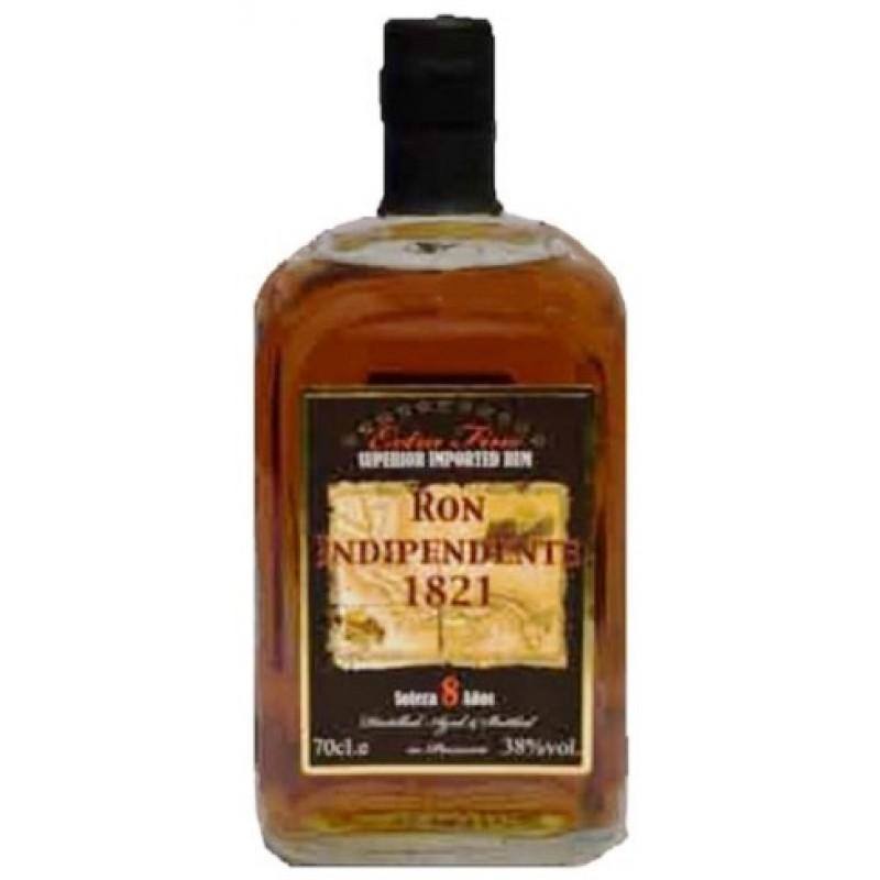 Rum Indipendente 1821, 8 års Solera, Panama-35