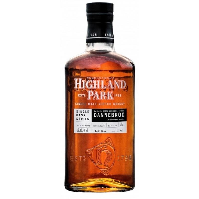 Highland Park, Dannebrog, Single Malt Whisky