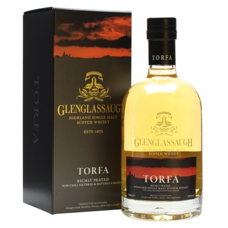 GlenGlassaugh, Torfa, Single Highland Malt Whisky