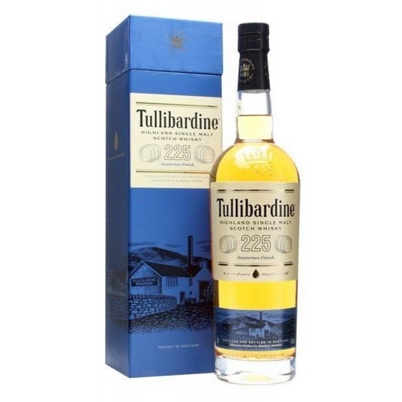 Tullibardine, 225 Sauternes Finish, Single Highland Malt Whisky