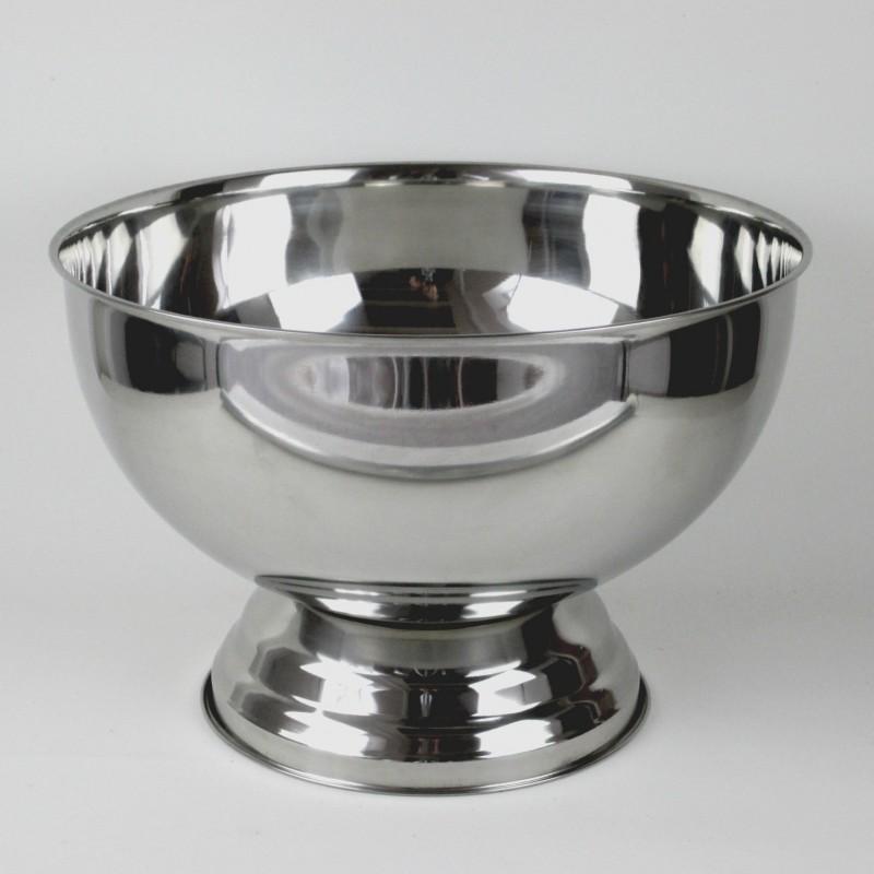 Rustfri Champagne Bowl D. 36 cm-35