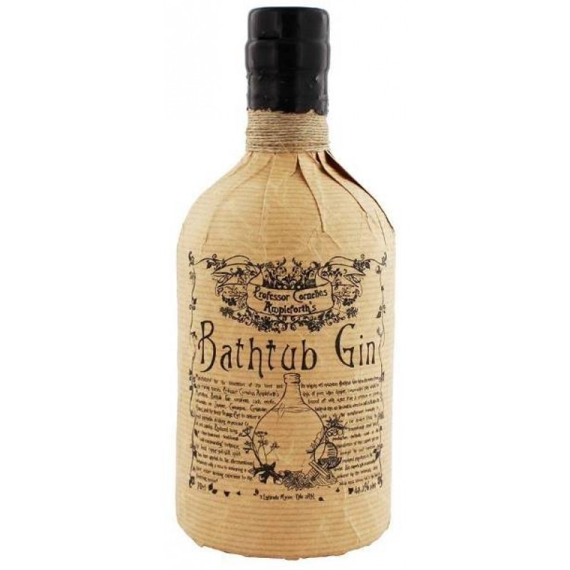 Bathtub Gin, Professor Cornelius Ampleforths Spirits