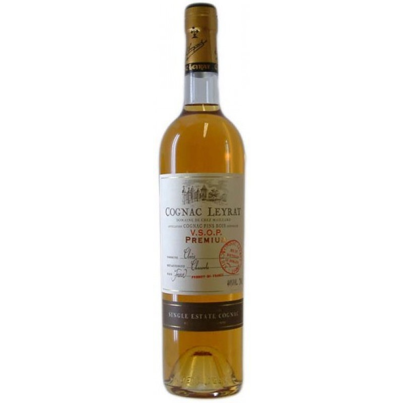 Domaine Leyrat VSOP Premium, Single Estate Cognac,