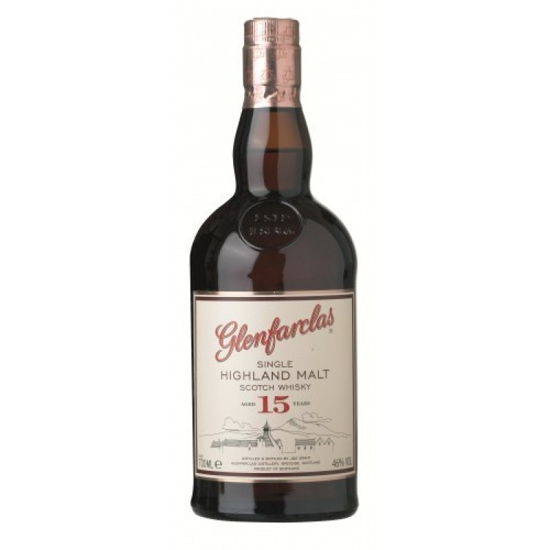 Glenfarclas, Single Malt, 15 års-35