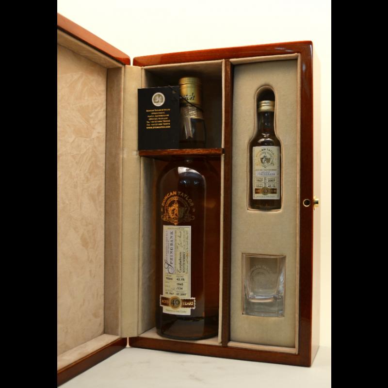 Springbank, Duncan Taylor 1967, Single Malt Whisky-35