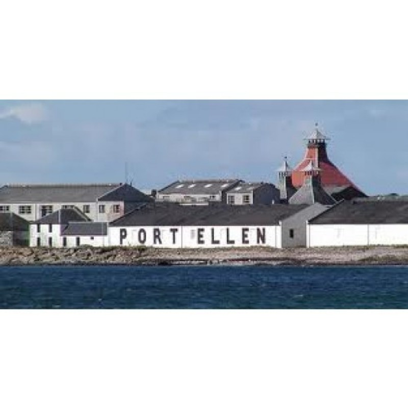 Port Ellen 1979, 3th Release, 24 års Single Malt Whisky