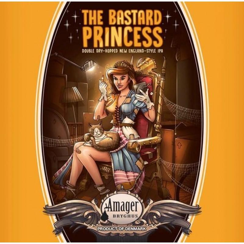 Amager Bryghus, The Bastard Princess IPA