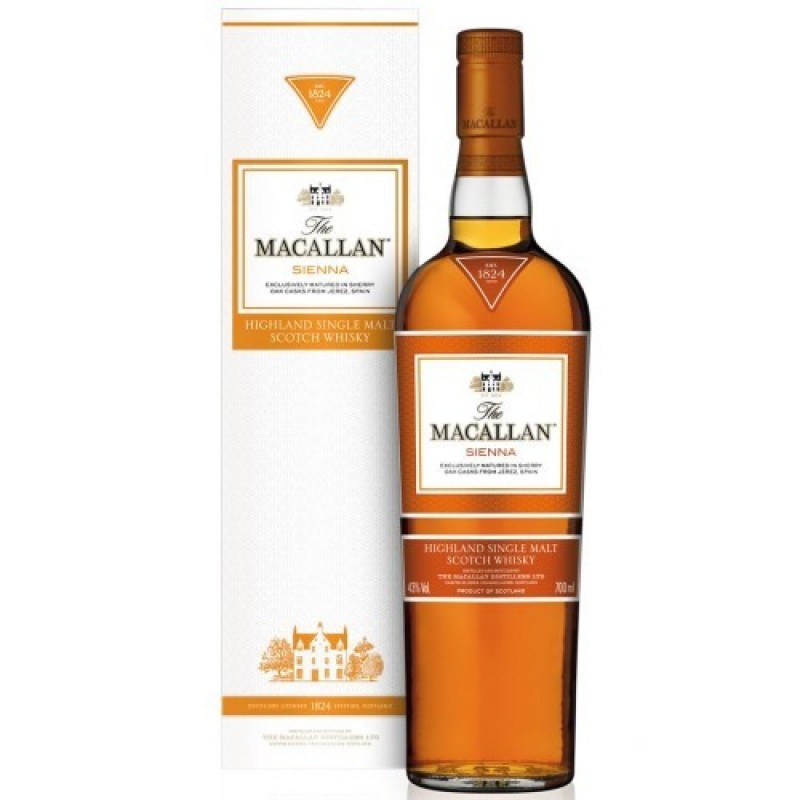 MacAllan Sienna, 1824 Series, Single Malt Whisky-35