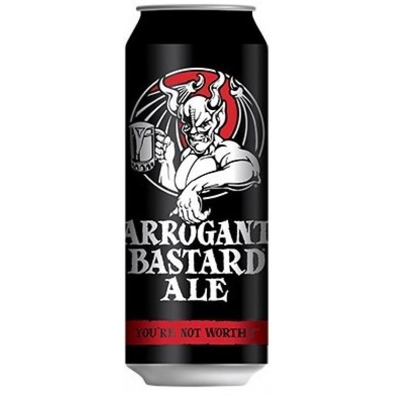 Stone Brewing, Arrogant Bastard Ale