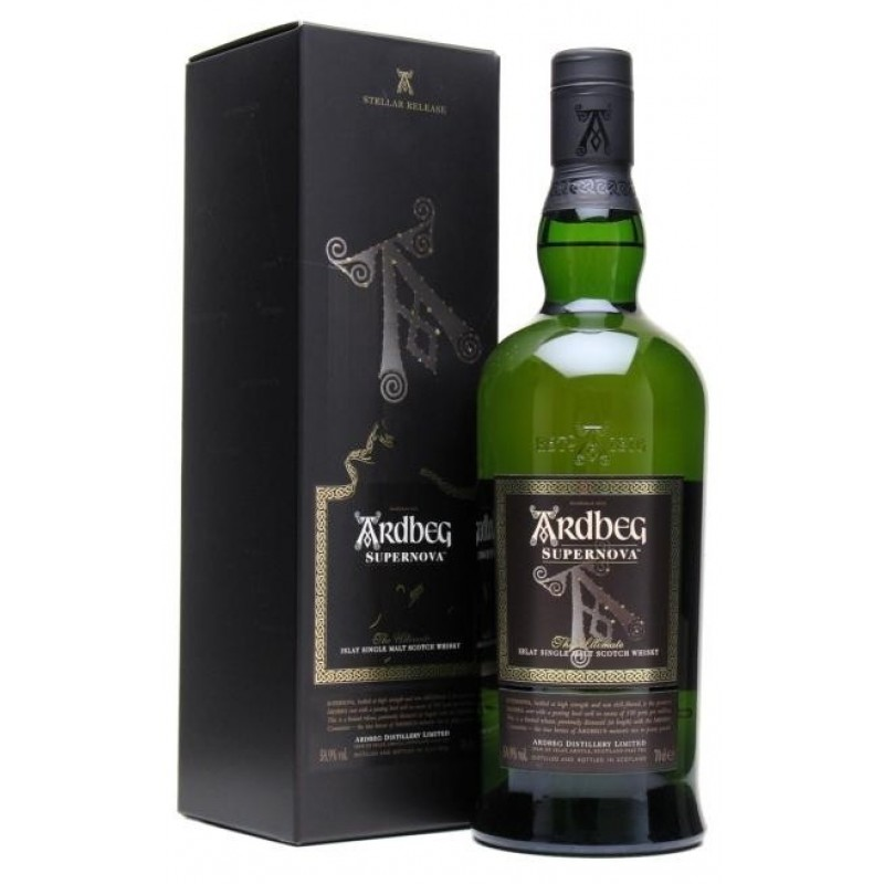 Ardbeg Supernova, First Edition, Islay Single Malt Whisky