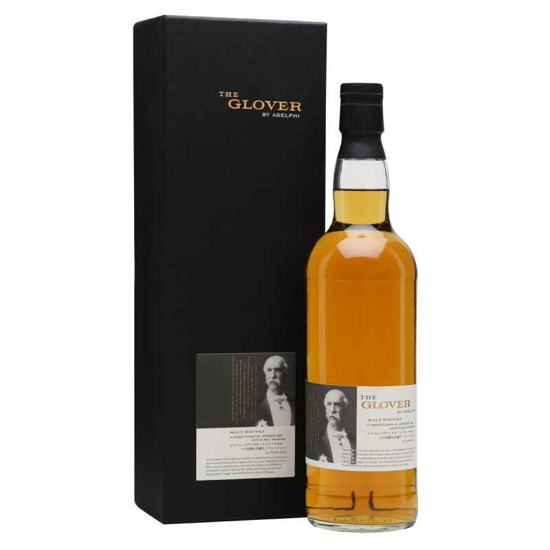 The Glover by Adelphi, 14 års Blended Malt Whisky