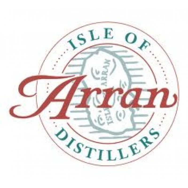 Arran Malt, 10 års Single Malt whisky, Gaveæske