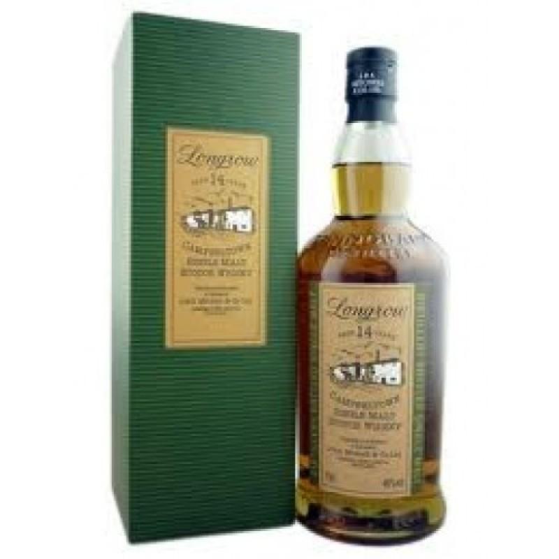 Longrow 14 års, Single Malt Whisky