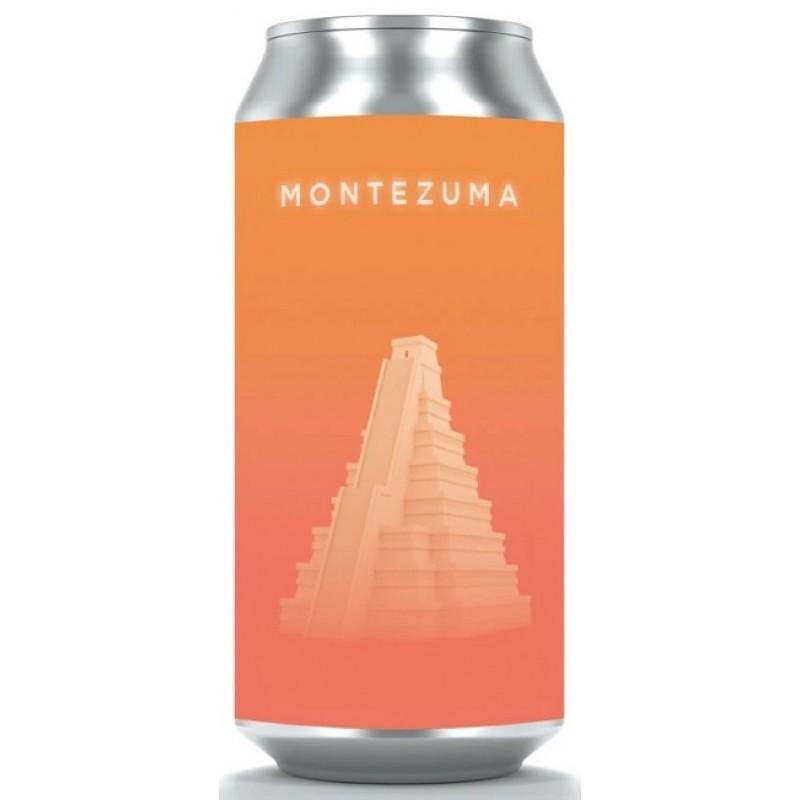 Ølsnedkeren, Montezuma