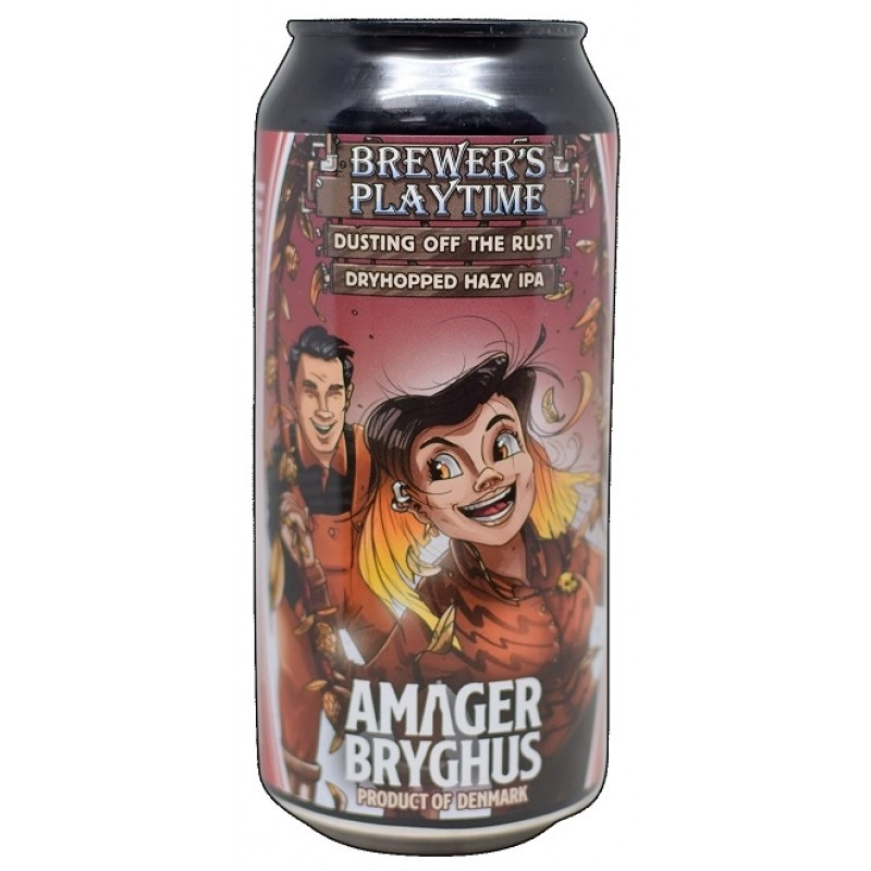 Amager Bryghus, Brewer's Playtime: Dusting Off The Rust
