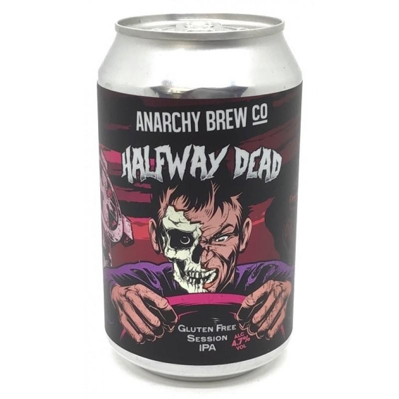Anarchy Brew Co., Halfway Dead