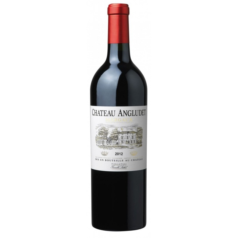 Chateau d´Angludet, Margaux, Cru Bourgeois 2012