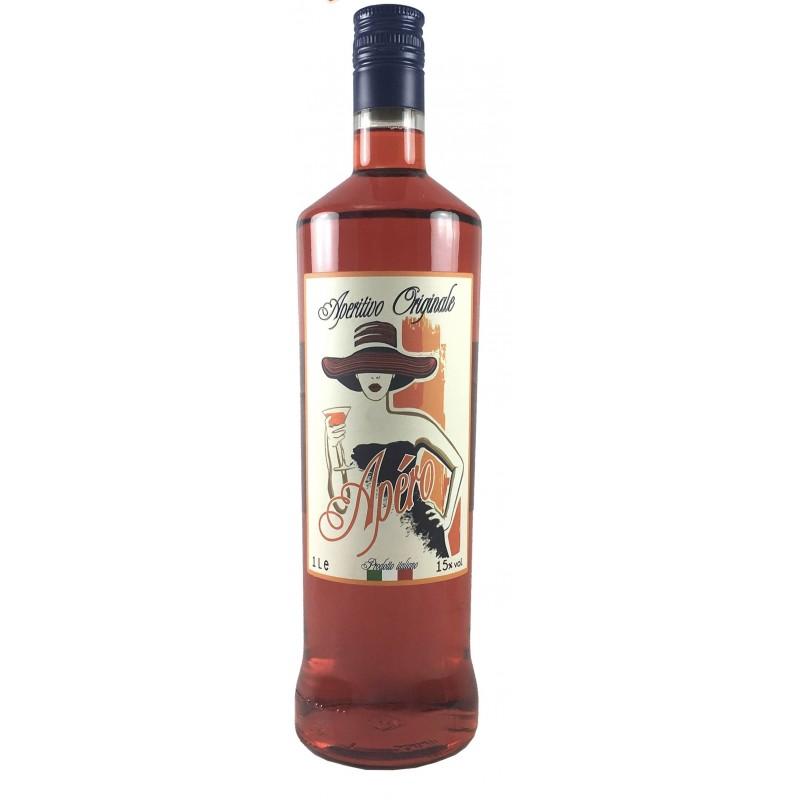Apéro Aperitivo Amaro Originale, 100cl. - 15%