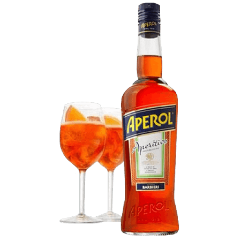 Aperol Spritz, Aperitivo Gaveæske