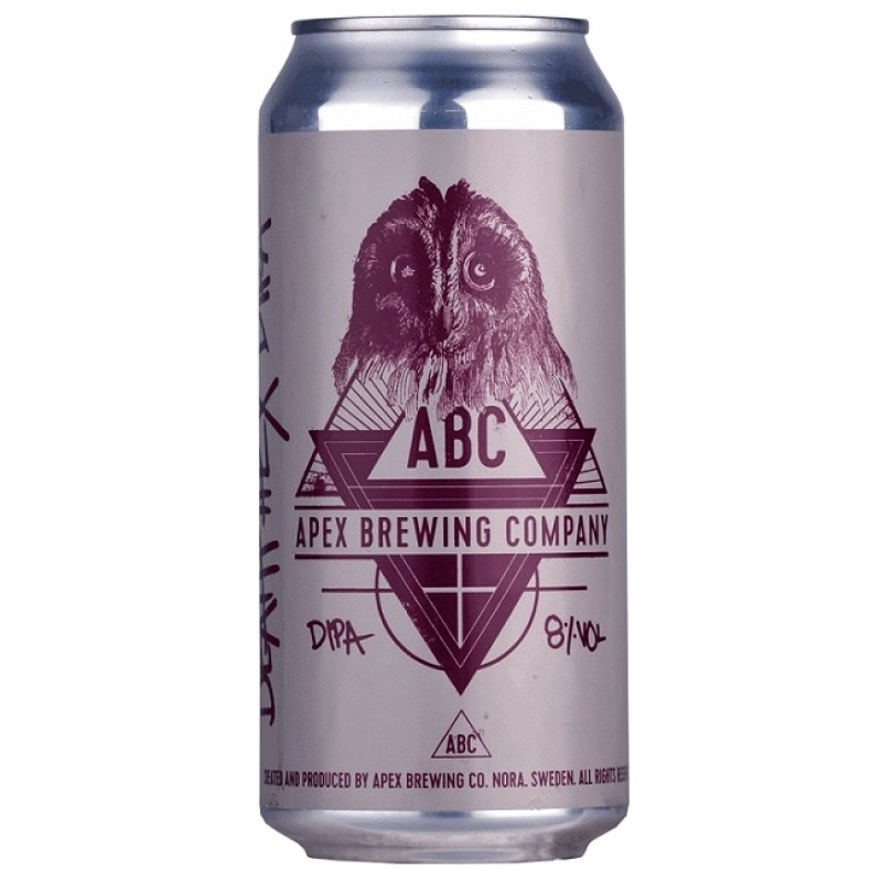 Apex Brewing Company, Death Hex DIPA