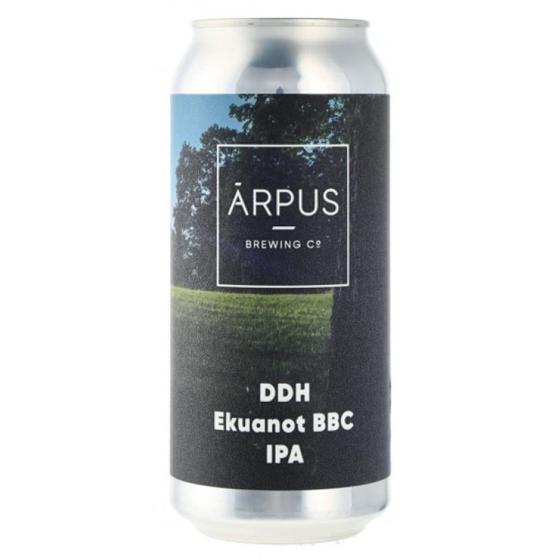 Arpus Brewing Co., DDH Eukanot BBC IPA