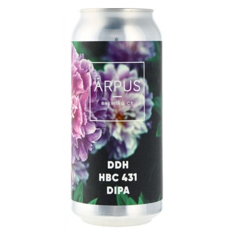 Arpus Brewing Co., DDH HBC 431 DIPA