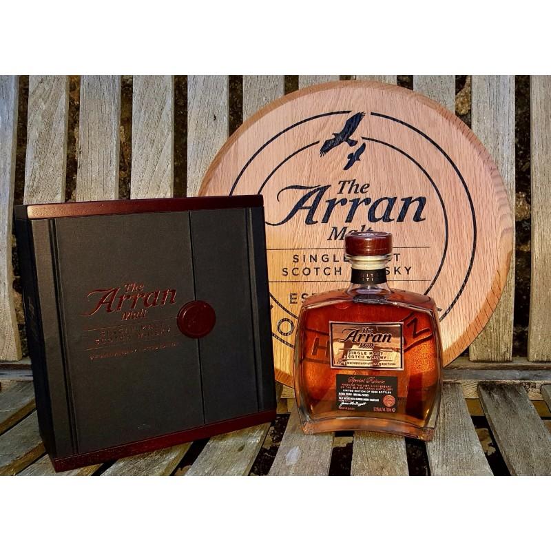 Whiskysmagning , Isle of Arran Distillers