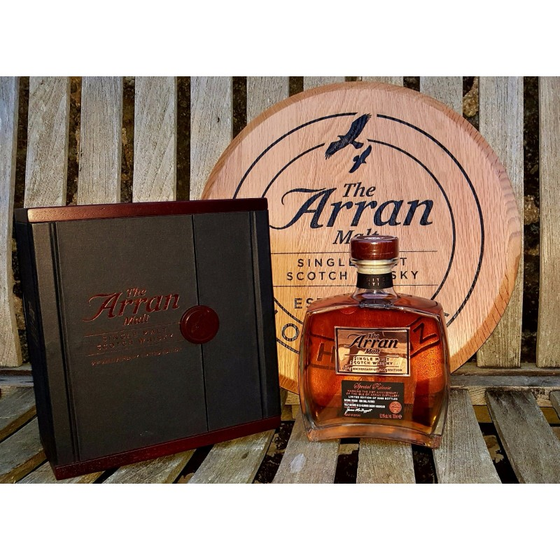 Whiskysmagning , Isle of Arran Distillers