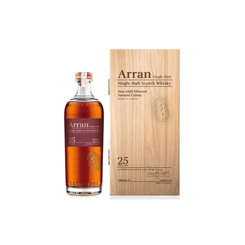 Arran, 25 yo, Single Malt Whisky,