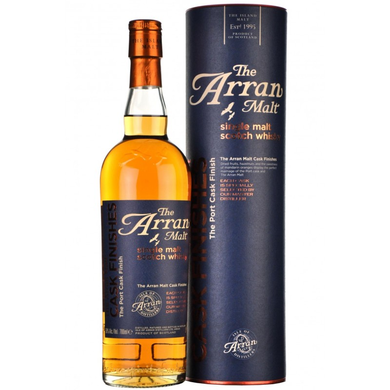 Arran, Port Cask Finish, Single Island Malt Whisky-36