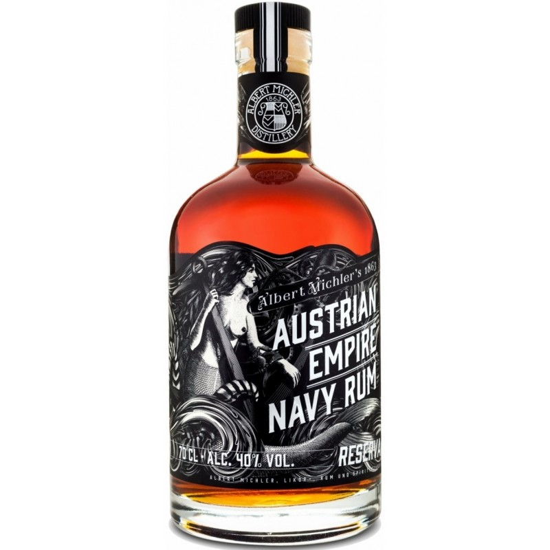 Austrian Empire, Navy Rum Reserve, 5 cl.