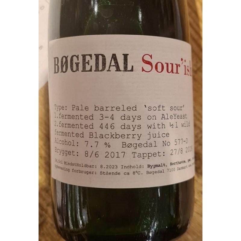 Bøgedal, Sour'ish 4 - No 577-D
