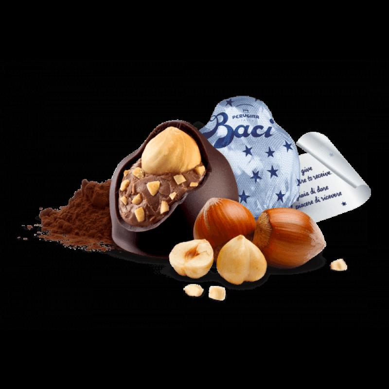 Baci, Chokoladetrøfler, Latte Milk 143 g