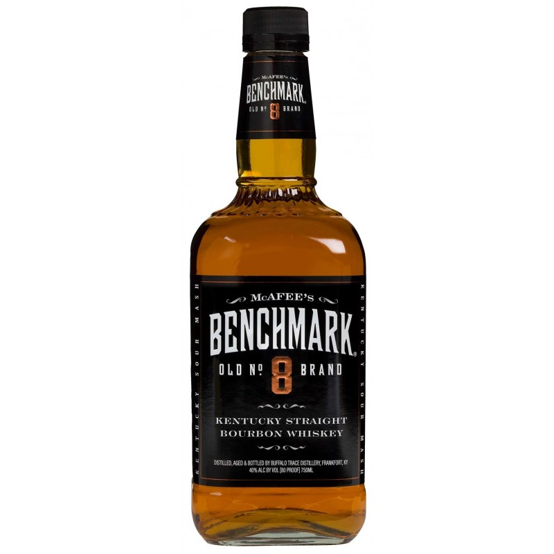 Benchmark, Old no 8, Kentucky Straight Bourbon Whiskey