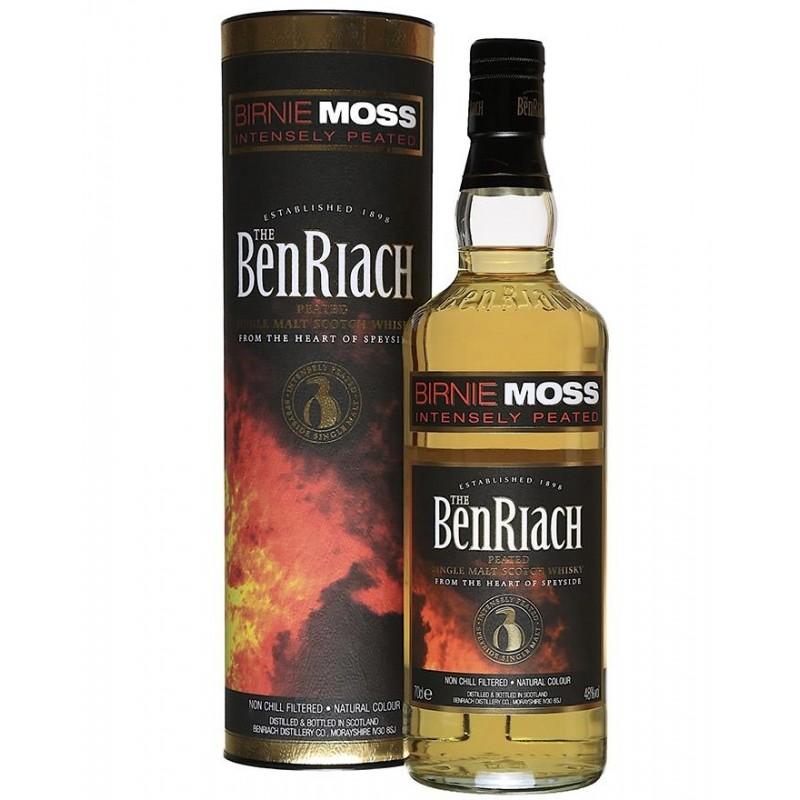 Benriach, Peated Single Malt Whisky, Birnie Moss