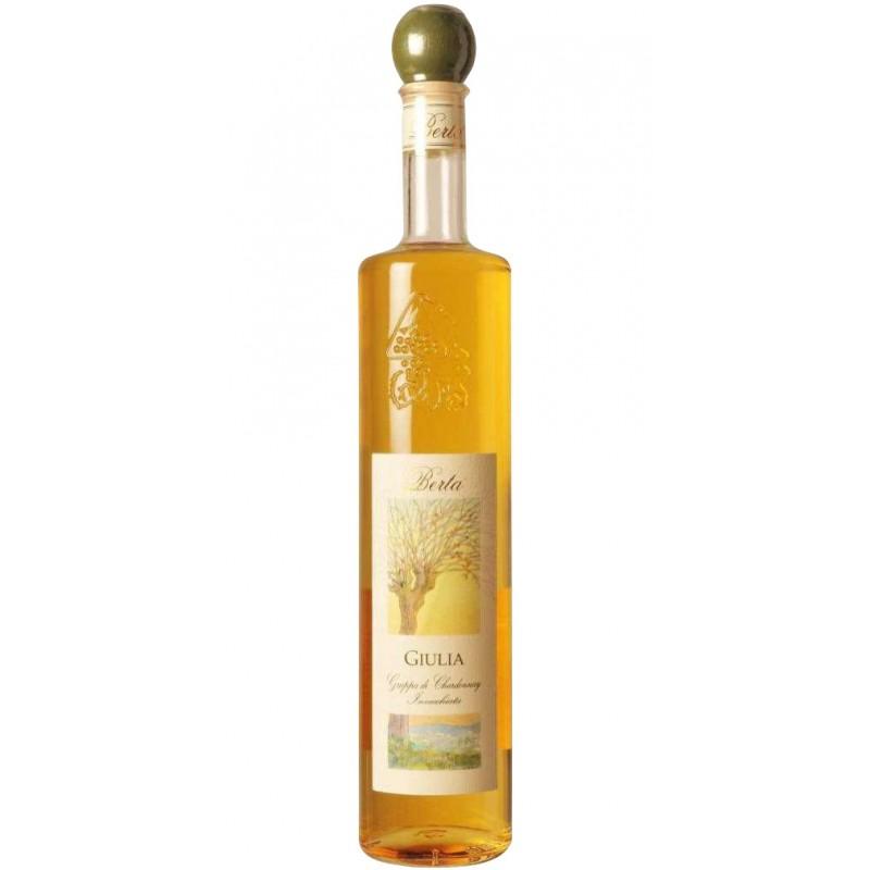 Berta Grappa, Piemonte, Chardonnay Giulia