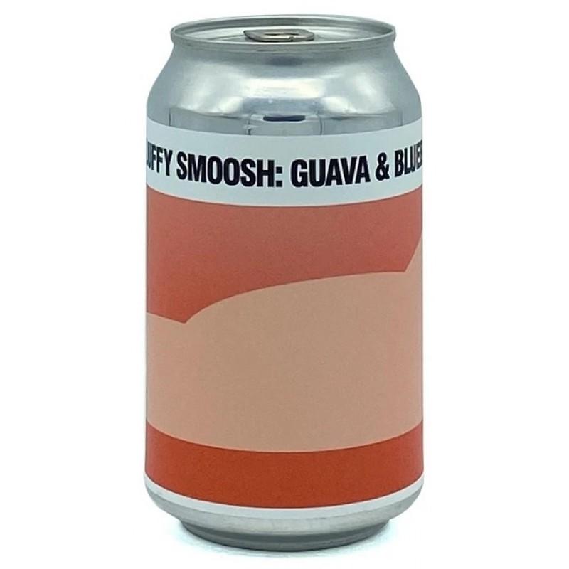 Black Cat Brewery, Fluffy Smoosh: Guava & Blueberry