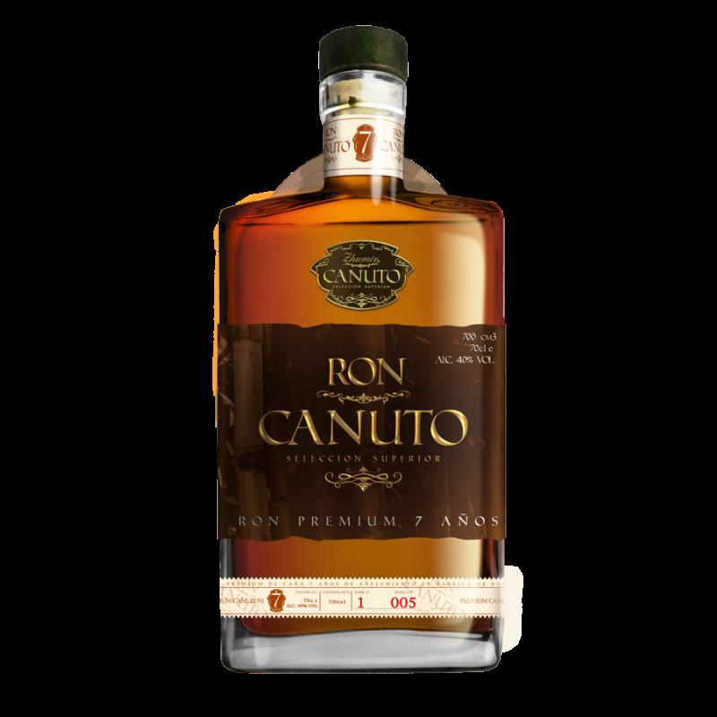 Ron Canuta, 7 års Rum, Selección Superior, Ecuador