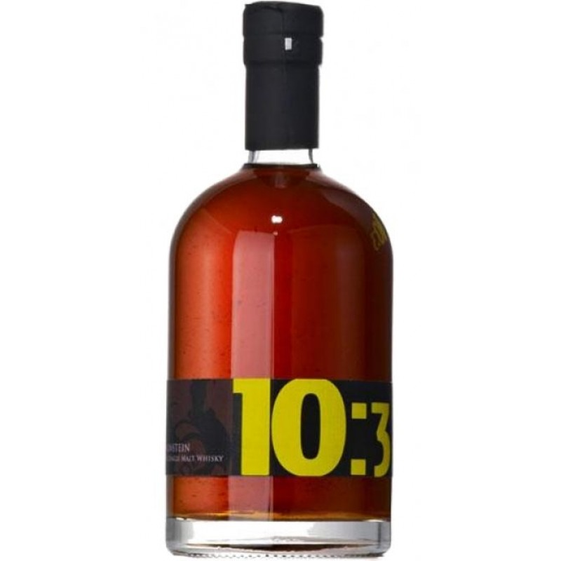 Braunstein, Dansk Single Malt Whisky, Library Collection 10:3-38