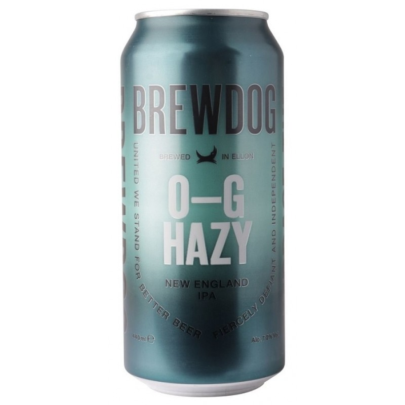 Brewdog, O-G Hazy