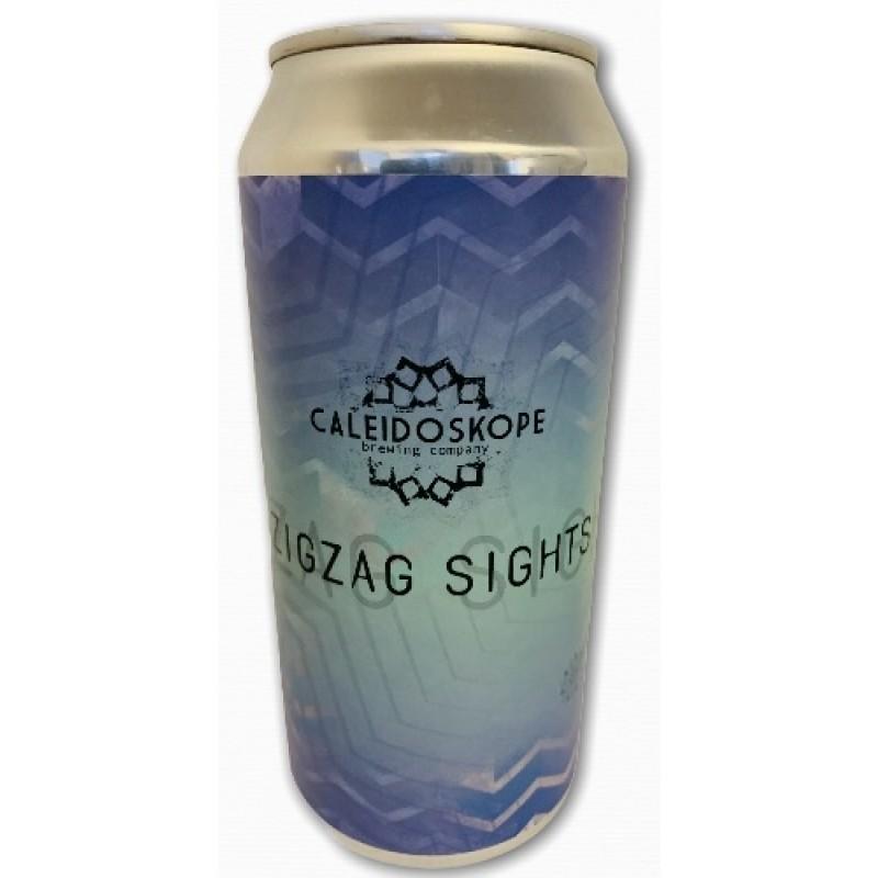 Caleidoskope Brewing Company, Zigzag Sights