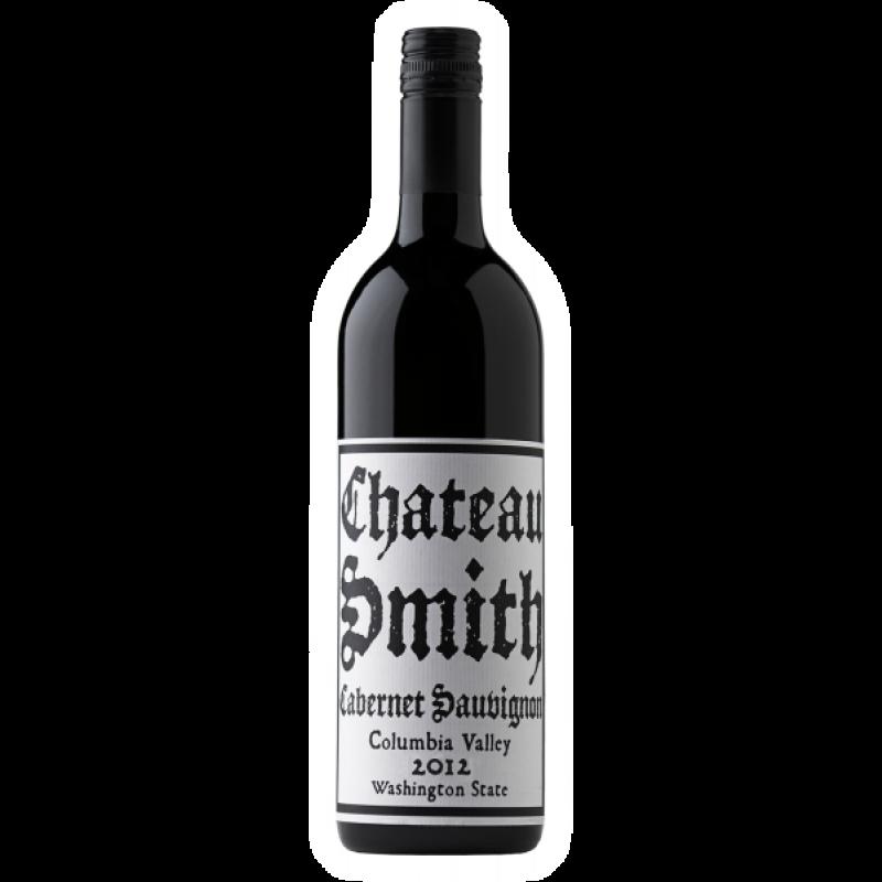 Charles Smith, Chateau Smith Cabernet Sauvignon 2013