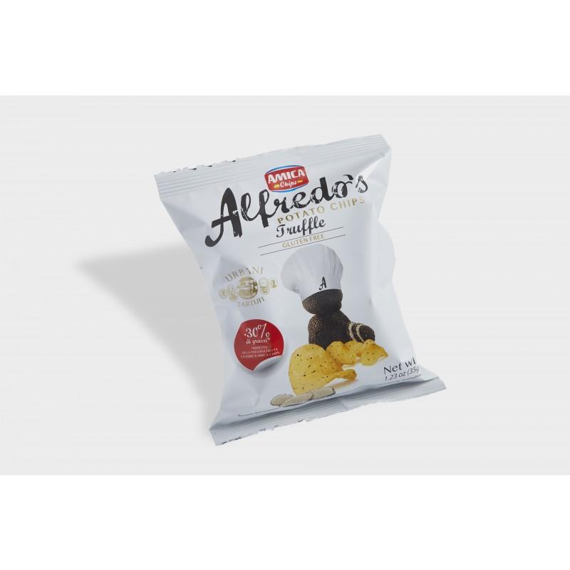Alfredo´s Tartufo, Chips med peber, 35 G