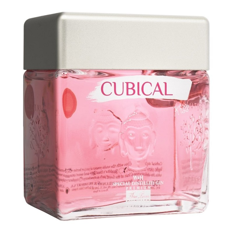 Cubical Kiss, Pink Gin
