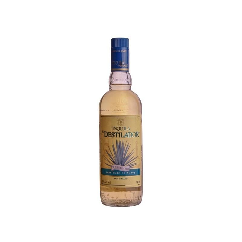 Tequila, El Destilador, Reposado
