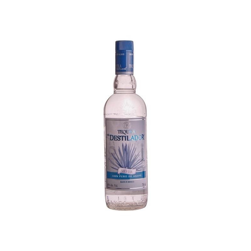 Tequila, El Destilador, Silver